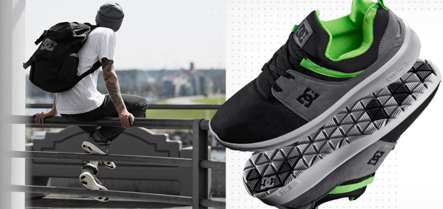 Акции DC Shoes в Тисули
